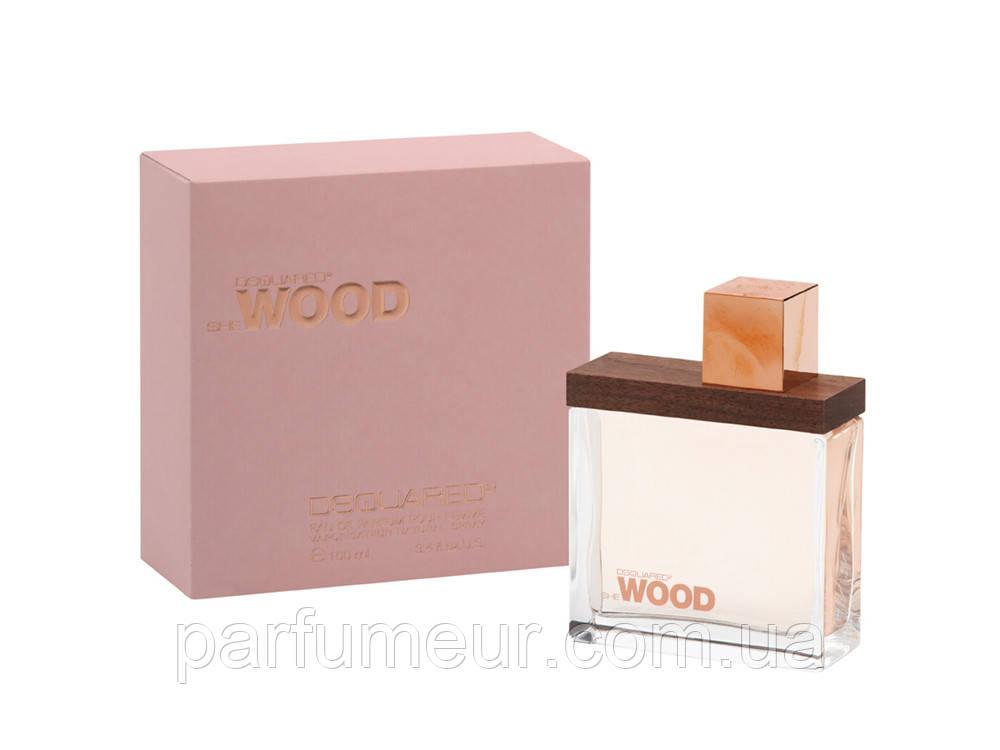 She Wood Dsquared2 eau de parfum 30 ml