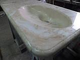 Умывальник  со столешницей (литой умывальник +2700грн./шт. дополнительно), фото 7