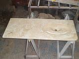 Умывальник  со столешницей (литой умывальник +2700грн./шт. дополнительно), фото 8