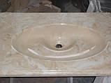 Умывальник  со столешницей (литой умывальник +2700грн./шт. дополнительно), фото 9
