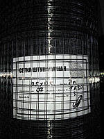 Сетка сварная оцинкованная 0,7мм 12,5*12,5 30 кв.м