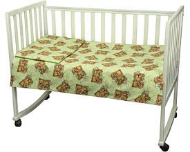 Змінний комплект в ліжечко