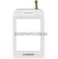 Сенсорный экран (тачскрин) для Samsung E2652, E2652W белый high copy