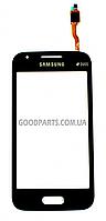 Сенсорный экран (тачскрин) для Samsung G313H Galaxy Ace 4 Lite,G313HD Galaxy Ace 4 Lite Duos черн.