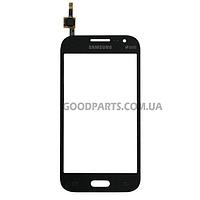 Сенсорный экран (тачскрин) для Samsung G360h Galaxy Core Prime серый high copy