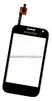 Сенсорный экран (тачскрин) для Samsung Galaxy Admire 4G черный (Оригинал)