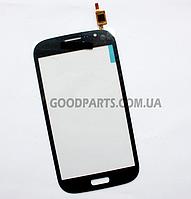 Сенсорный экран (тачскрин) для Samsung I9082 Galaxy Grand Duos темно-синий high copy