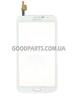 Сенсорный экран (тачскрин) для Samsung I9200 Galaxy Mega 6.3, I9205 Galaxy Mega 6.3 белый (Оригинал)
