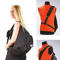 Safetec SA6 Backpack Black Моторюкзак однолямочный