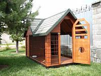 Вольеры для собак – пентхаус во дворе!