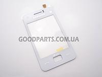 Сенсорный экран (тачскрин) для Samsung S5220, S5222 белый (Оригинал)
