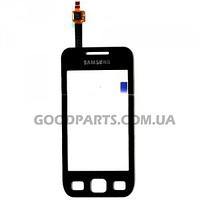 Сенсорный экран (тачскрин) для Samsung S5250, S5253, S5750 черный high copy