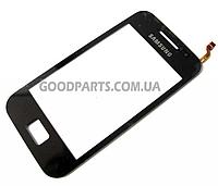 Сенсорный экран (тачскрин) для Samsung S5830 Galaxy Ace черный high copy