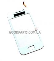 Сенсорный экран (тачскрин) для Samsung S5830 Galaxy Ace белый (Оригинал)