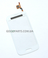 Сенсорный экран (тачскрин) для Samsung S7262 Galaxy Star Plus белый (Оригинал)