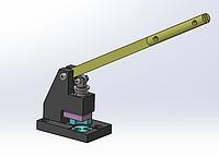 Закруглитель углов для металлических пластин