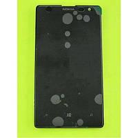 Дисплей (экран) Nokia Lumia 1020 с сенсором (тачскрином) черный