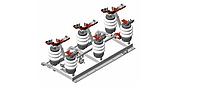 Разъединитель высоковольтный наружной установки РЛД (З) -10Б / 400 У1 (поворотного типа)