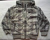Куртка подростковая двухсторонняя
