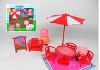 Набор мебели Свинка Пеппа ТМ 8866