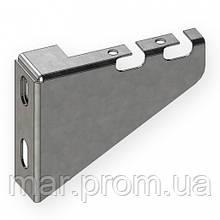 Кронштейн настенный для сетчатого лотка 50 мм, быстрого монтажа, 1,0 мм, оцинкованные