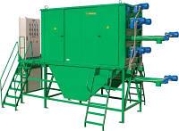 Сепаратор электростатический (коронный) ЭБС