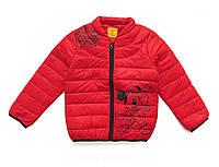 Демисезонная куртка Mickey для мальчика. 120, 130, 140 см