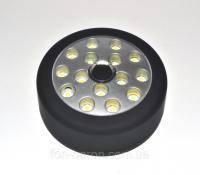 Фонарь кемпинг TX-015 15Led магнит