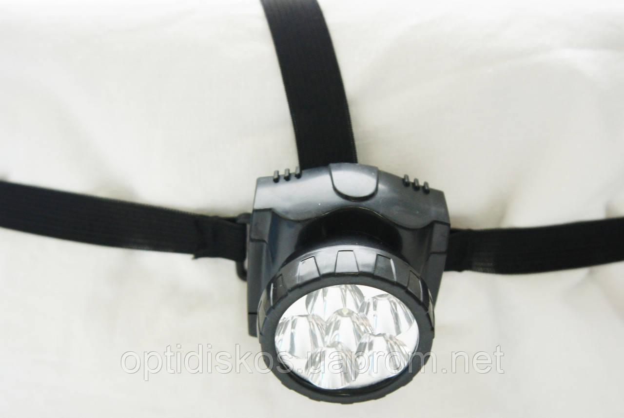 Фонарь налобный светодиодный Bailong XY 2010