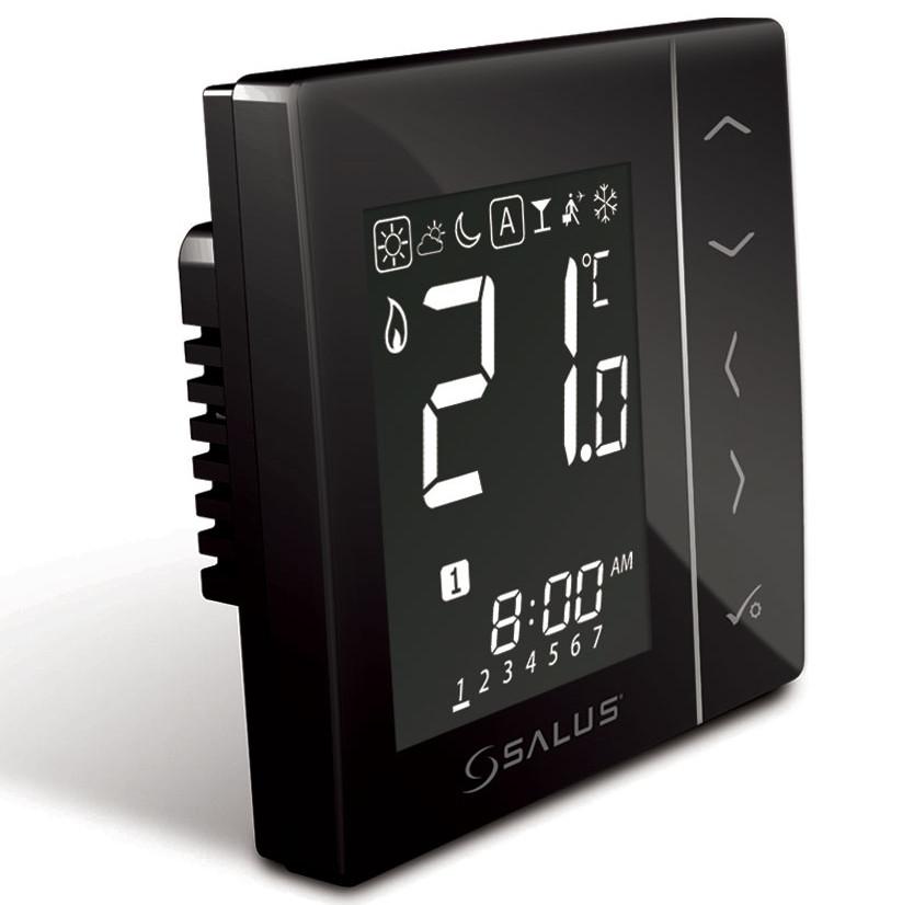 Термостат сенсорный 4-функциональный VS10B, в подрезетник