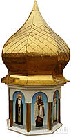 Купол церковный восьмигранный в шашку