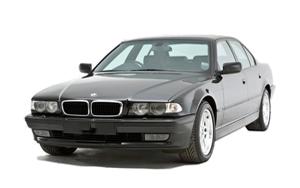 Решётки радиатора для BMW E38