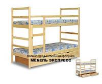 Акция Никодим двухъярусная кровать недорого