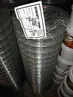Сетка сварная оцинкованная 1,6мм 50*50 30 кв.м