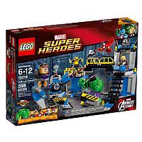LEGO Marvel™   РАЗГРОМ ЛАБОРАТОРИИ ХАЛКОМ