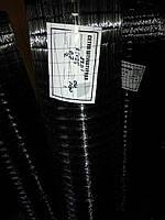 Сетка сварная черная 0,8мм 25*25