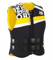 Жилет страховочный Combat Vest Yellow