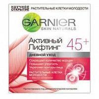 Крем для лица Garnier Защита от морщин дневной антивозрастной 45+