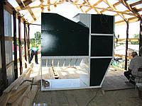 Пневматический сепаратор ИСМ-40