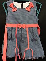 Детские модные платья на лето 2013