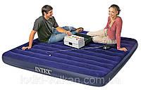 Надувной матрас Intex 68765 двуспальный надувной