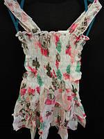 Легкое детское платье летнее модно в 2013 году, фото 1