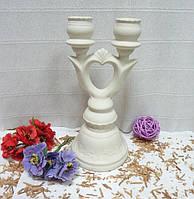 Подсвечник 2-й, керамика