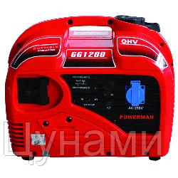 Генератор Powerman GG1200Q (Genovo, Parsun)