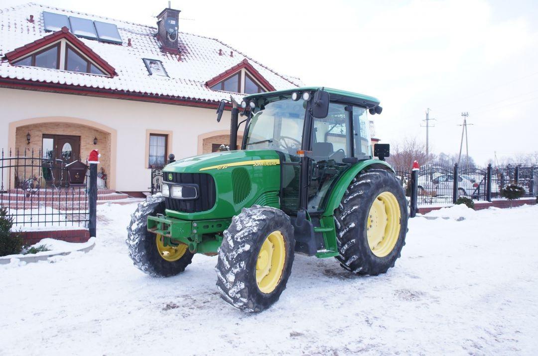 Трактор John Deere 5720