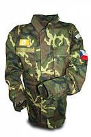 Парка военная Чехия с теплой подкладкой