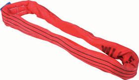 Стропы круглопрядные кольцевые СТКК, стоп текстильный, текстильный кольцевой строп