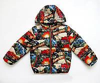 Куртка Angry Birds для мальчика. 100, 110 см