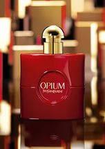 Yves Saint Laurent Opium Rouge Fatal парфюмированная вода 90 ml. (Ив Сен Лоран Опиум Роуж Фатал), фото 2