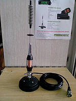 Антенна для рации, радиостанции Sunker Elite CB-122 на магнитном основании